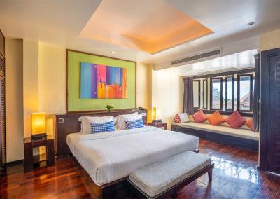 Two Bedrooms Duplex Pool Side - The Briza Beach Resort Samui