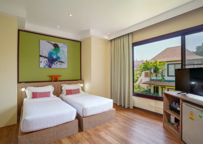 Two Bedrooms Villa with Plunge Pool