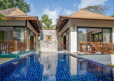 Two Bedrooms Villa with Private Pool